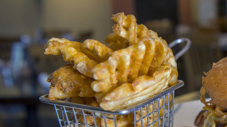 """Eklat in australischem Restaurant – Gitter-Pommes nach """"Schindlers Liste"""" benannt"""