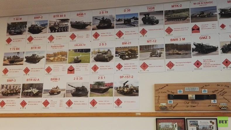 Die Bundeswehr und der Feind mit den russischen Waffensystemen (Video)
