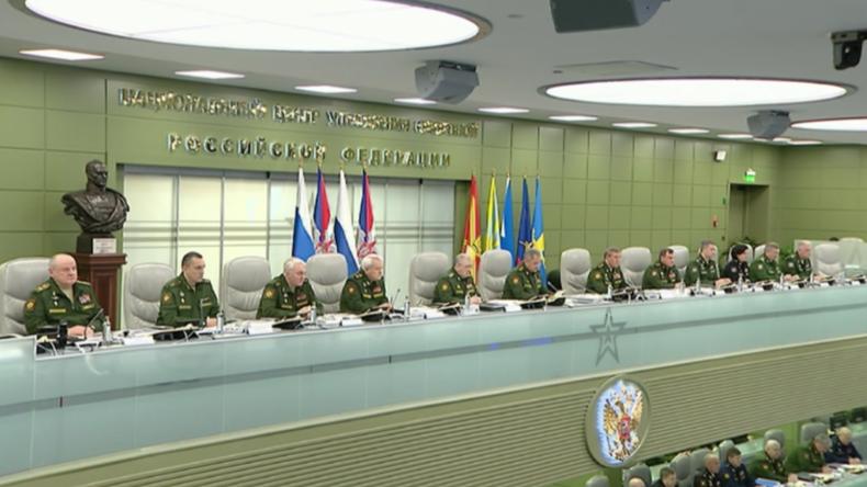 Russland: Verteidigungsministerium kündigt Erhöhung der Reichweite landgestützter Raketensysteme an