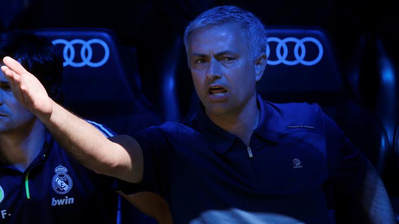 Mourinho akzeptiert in Steueraffäre einjährige Haftstrafe