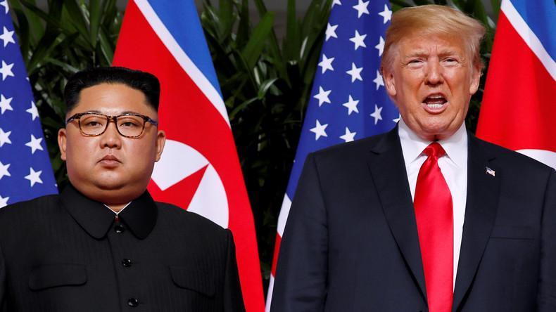 Zweiter Gipfel zwischen Trump und Kim am 27. und 28. Februar