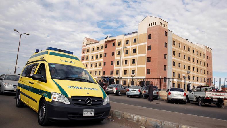 Deutsche Touristin stirbt bei Hauseinsturz in Luxor