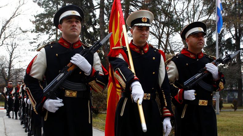LIVE: Nordmazedonien tritt NATO bei - Pressekonferenz mit Stoltenberg und Dimitrov