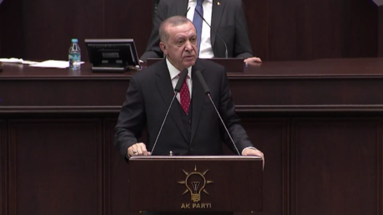 """""""Ist Venezuela euer Staat?"""" – Erdoğan drischt wegen Venezuela auf USA und EU-Staaten ein"""
