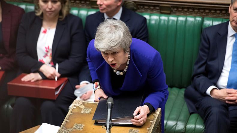 LIVE: Theresa May stellt sich Fragen der Abgeordneten zum Brexit