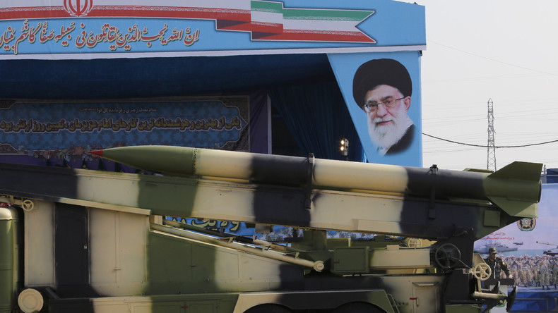 """Iran droht mit """"erdrückender"""" Reaktion auf israelische Angriffe in Syrien"""