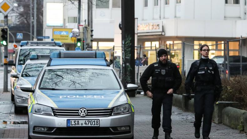 Fast 300.000 Überstunden: Polizei in Sachsen-Anhalt leidet unter Personalmangel