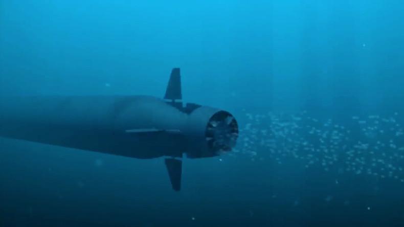 Unbegrenzte Reichweite und 200 Kilometer pro Stunde: Russlands nukleare Unterwasserdrohne getestet