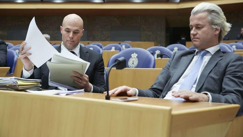 Niederlande: Ehemaliges Mitglied von Geert Wilders' Partei konvertiert zum Islam