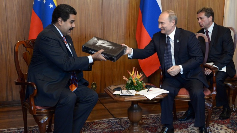 Sozialforscher: Russland kann in Venezuela seine soziale Intelligenz zeigen