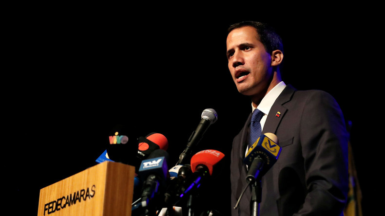 Irland erkennt Guaidó als venezolanischen Interimspräsidenten an