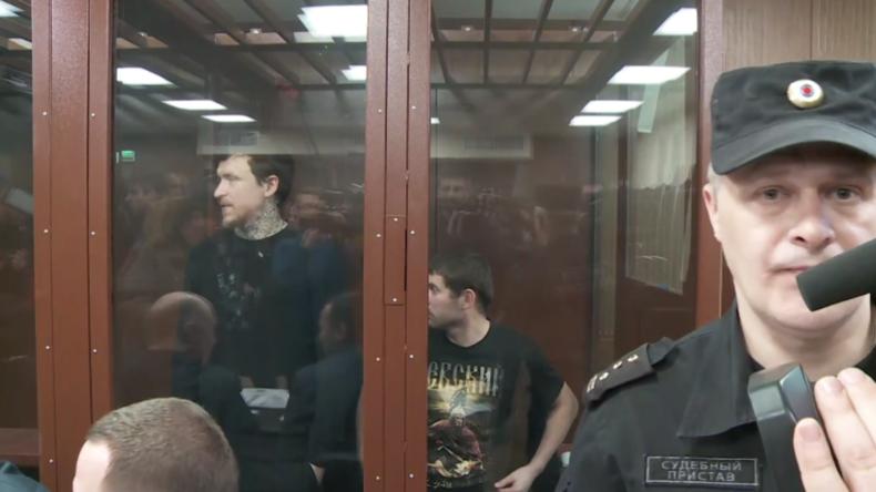 Russland: Moskauer Gericht verlängert Untersuchungshaft für Fußballspieler