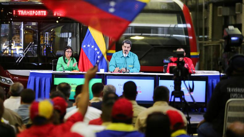 """Venezuela – Heuchelei der """"liberalen Ordnung"""" läuft auf Hochtouren"""