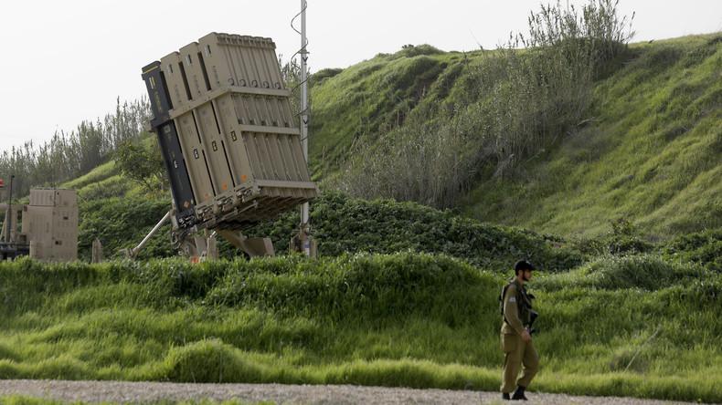 """Notwendigkeit oder Erfolg der Rüstungslobby? USA wollen Israels Raketenabwehr """"Iron Dome"""" erwerben"""