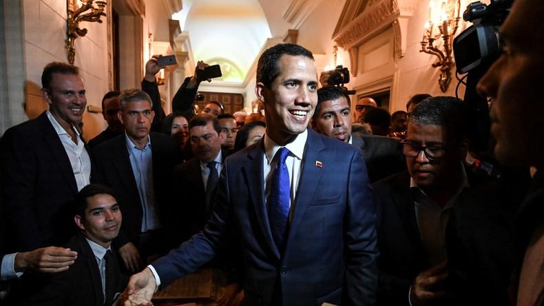 Russisches Außenministerium: Guaidó ist nicht unabhängig - Gespräche daher sinnlos
