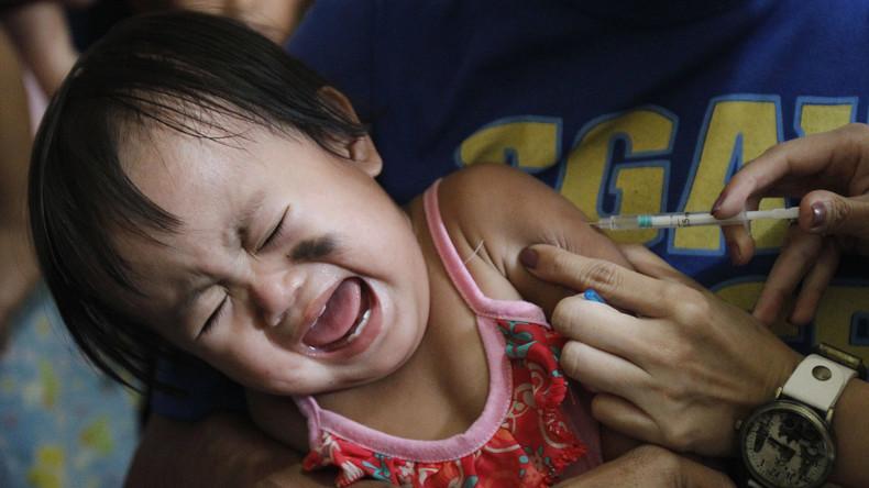 Nach Impfskandal: 22 Tote bei Masern-Ausbruch auf Philippinen
