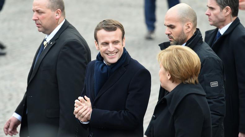 Will Frankreichbei Nord Stream 2 plötzlich gegen Deutschland stimmen?