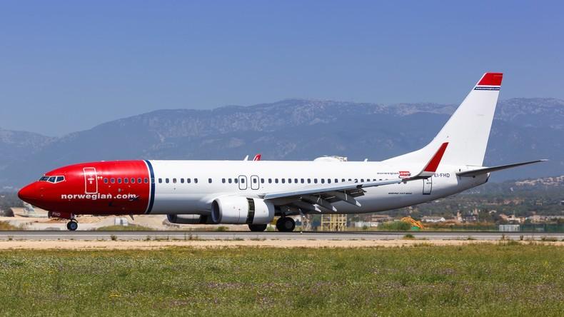 Stockholm: Passagierflugzeug muss kurz nach Start wegen Bombendrohung umkehren