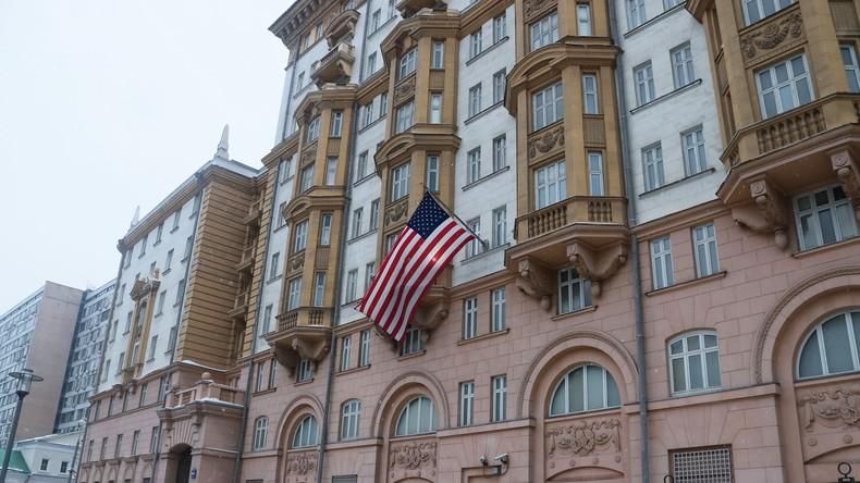 Mangelndes Interesse: USA schließen Büro für US-Staatsbürgerschaft in Moskau