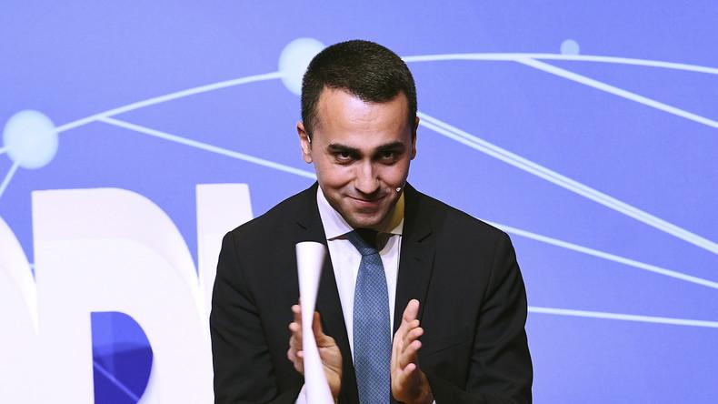 Reaktion auf Treffen von di Maio mit Gelbwesten: Frankreich ruft Botschafter aus Italien zurück