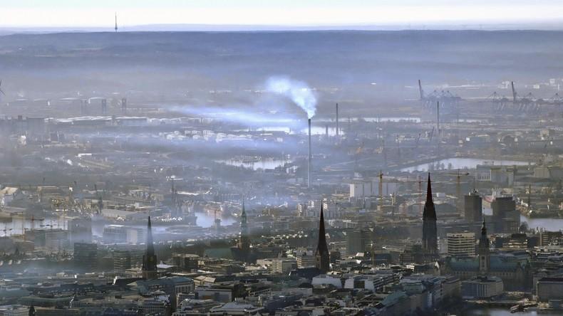 Rätselhafter Gestank in Hamburgs Straßen - bislang keine Quelle gefunden