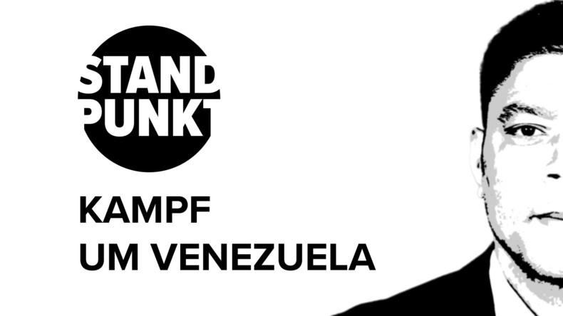 """Kampf um Venezuela: Die """"internationale Gemeinschaft"""" als transatlantisches Hirngespinst (Video)"""