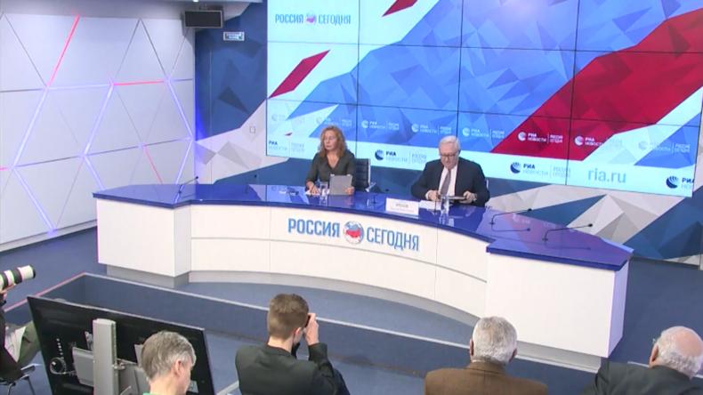 Russland: Moskau wird sich nicht auf ein Wettrüsten mit den USA einlassen