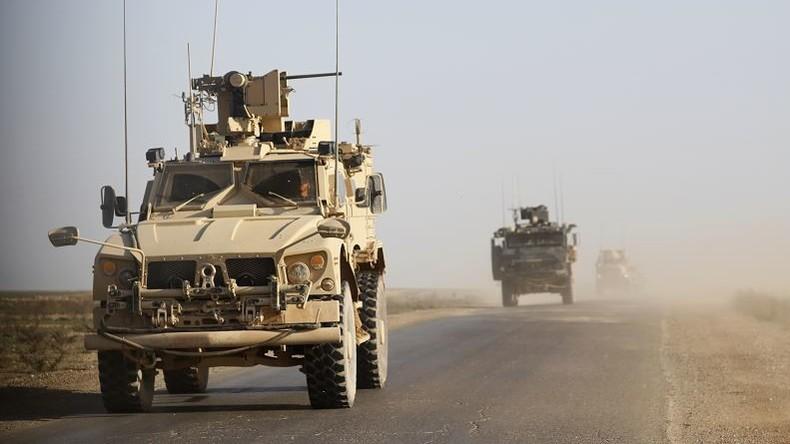 Kurdische YPG im Stich gelassen? US-Militär will bis April alle Truppen aus Syrien abziehen