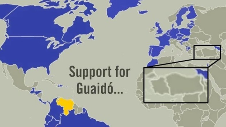 """""""Brauchen Sie eine Geografie-Ausbildung?"""" – Pompeo veröffentlicht Bild von geteilter Türkei"""