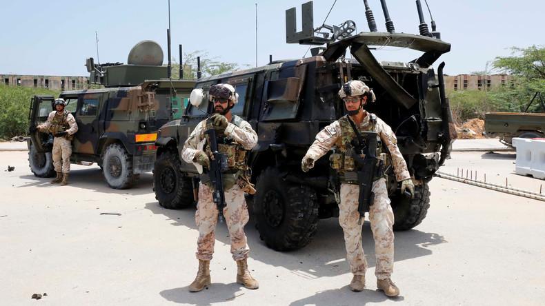 US-Militär tötet 15 Al-Shabaab-Kämpfer in Somalia
