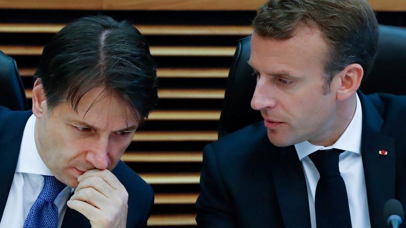 Funkstille zwischen Paris und Rom – Konflikt entwickelt sich zu europäischer Dauerbaustelle