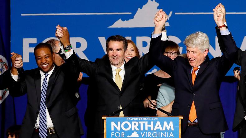 USA: Die Demokratische Partei scheitert in Virginia an ihren eigenen moralischen Ansprüchen (Video)