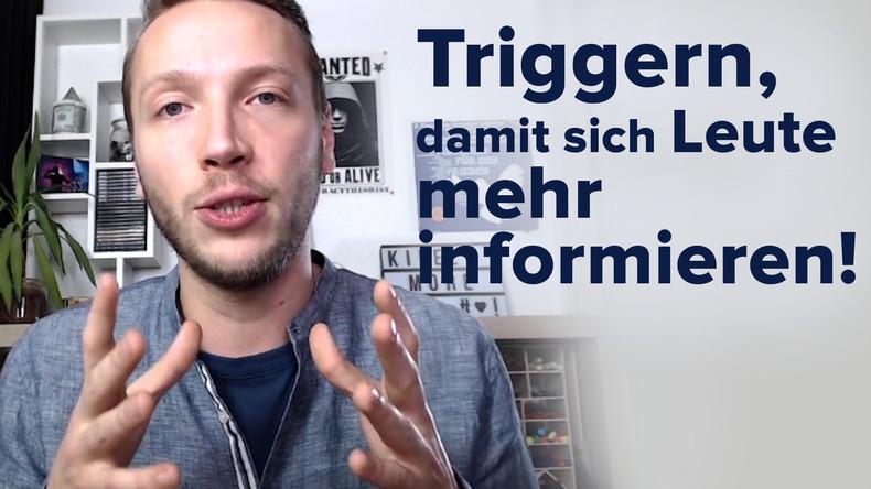 Alternative Medien auf dem Vormarsch #4: Kilez More macht PR für den Frieden (Video)