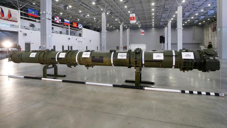 Experte zum INF-Vertrag: Dritte Raketenkrise in 70 Jahren durch USA aus Kalkül herbeigeführt