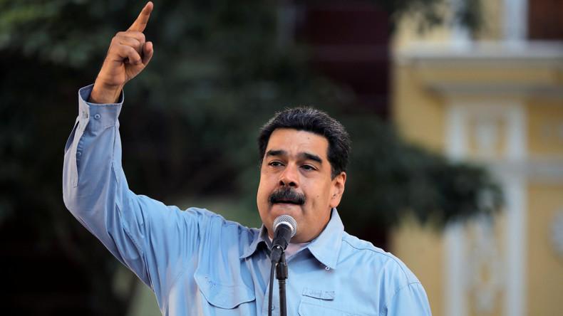 """""""Ihr seid taub"""": Maduro sagt, EU höre Venezuela nicht zu"""