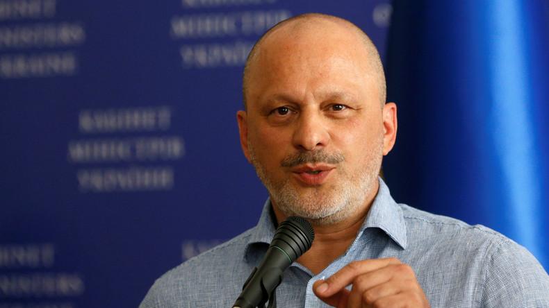OSZE kritisiert Entlassung von ukrainischem Rundfunkchef