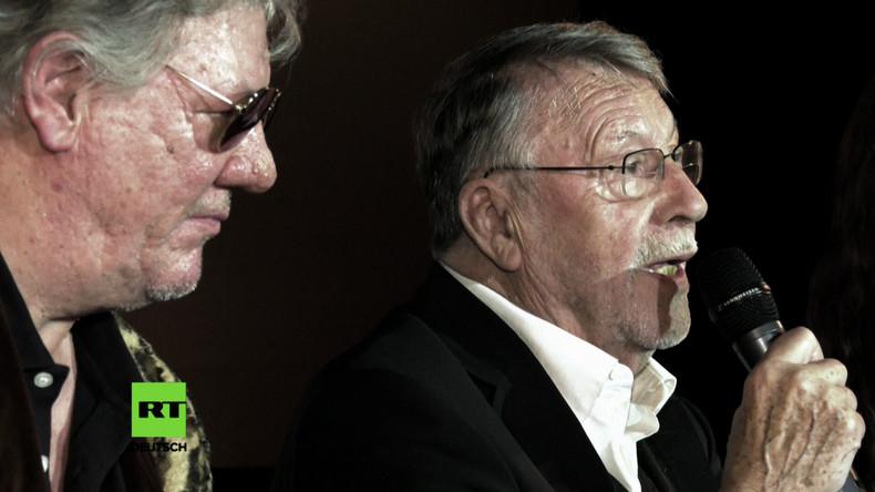 Claude-Oliver Rudolph und Günter Lamprecht