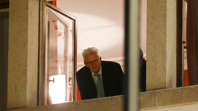 Trotz Dieselstreits: Kretschmann setzt weiter auf Grün-Schwarz in Baden-Württemberg