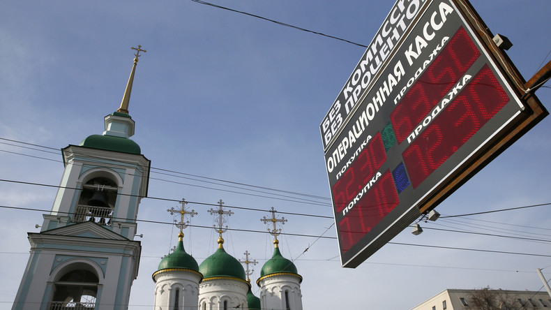 Anleihenrating: Moody's stuft Russland hoch