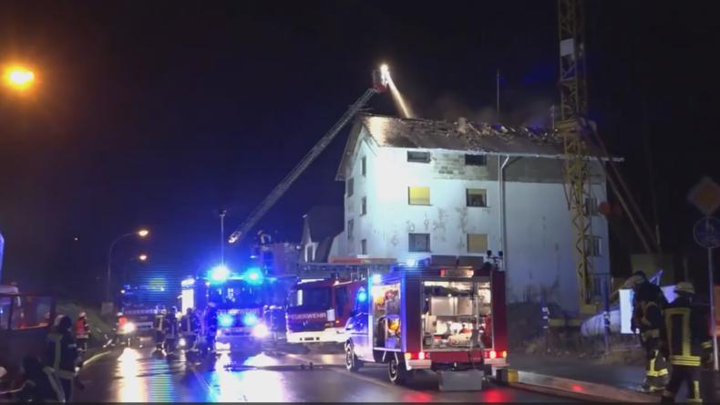 Opfer des Brandes in der Pfalz waren wohl Polen