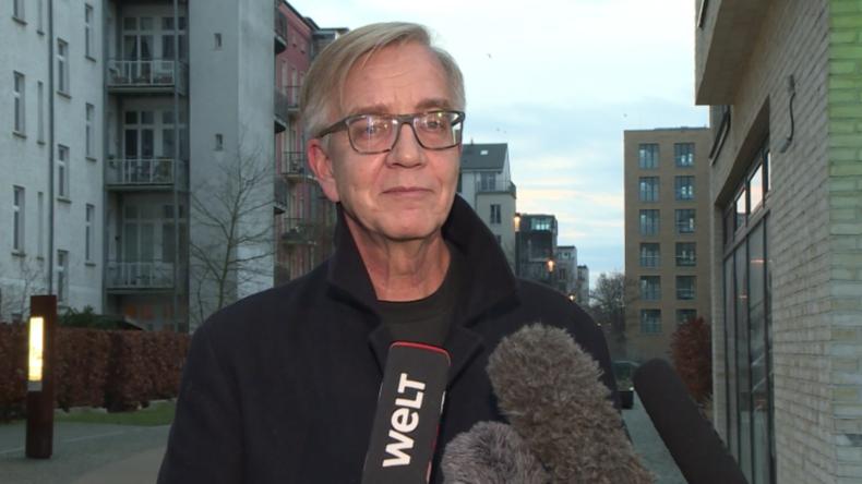 Dietmar Bartsch (Die Linke) lobt Kompromiss zwischen Berlin und Paris bei Nord Stream