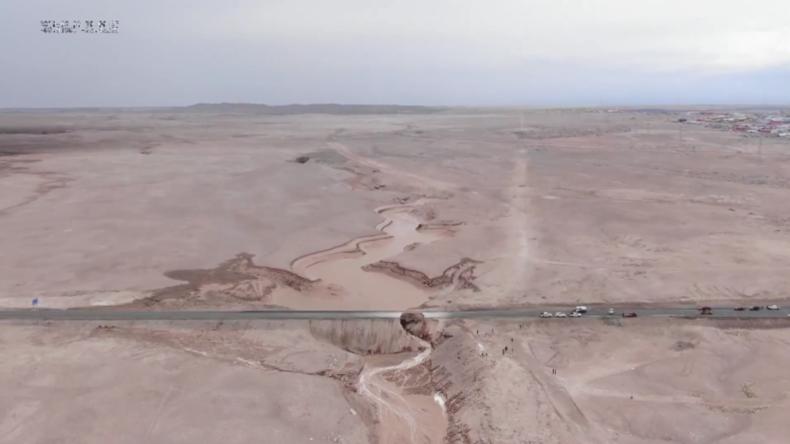 Chile: Niederschläge verursachen tödliche Überschwemmungen im Norden des Landes