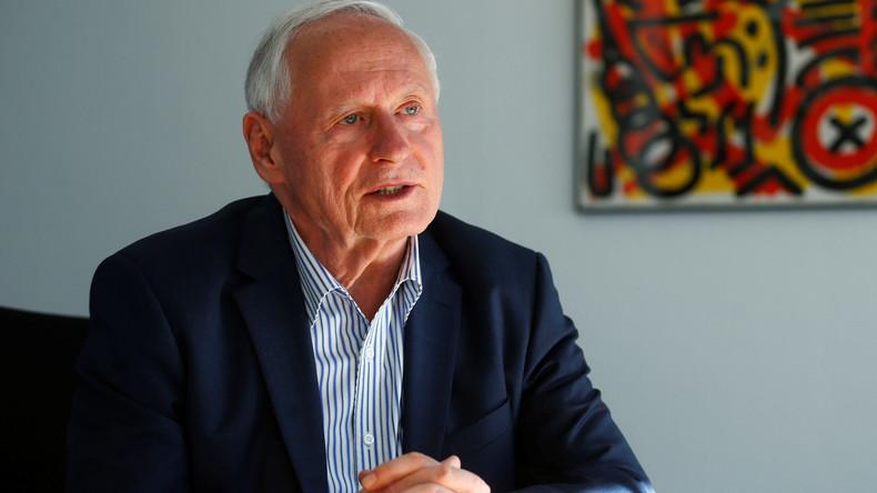Lafontaine: USA und ihre Vasallen sollen aufhören, uns ihre Lügenmärchen aufzutischen