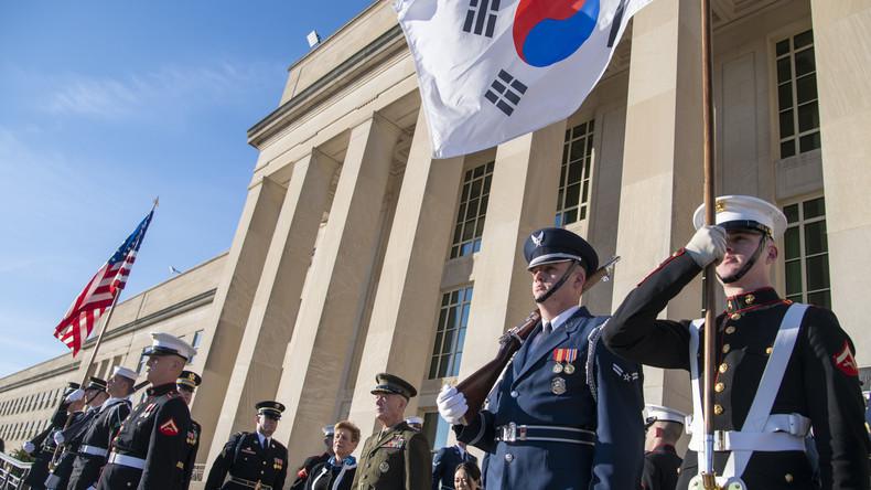 Südkorea zahlt USA deutlich mehr Geld für Truppenstationierung