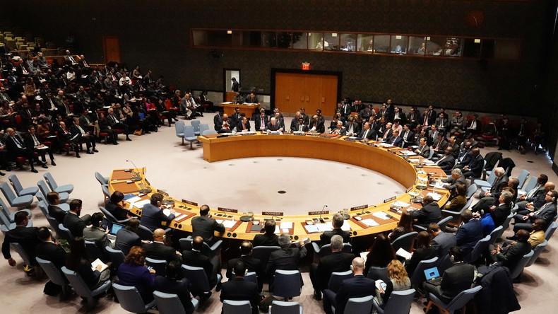 USA fordern Unterstützung für Guaidó im UN-Sicherheitsrat  - Russland hält dagegen
