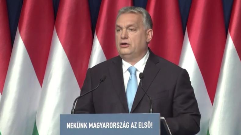 Orbán verspricht Frauen mit mindestens vier Kindern lebenslange Steuerfreiheit