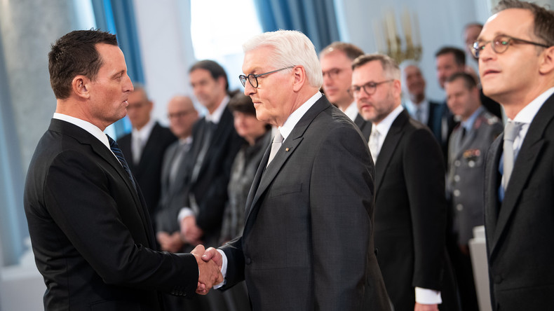 Deutschland unter massivem Druck der USA