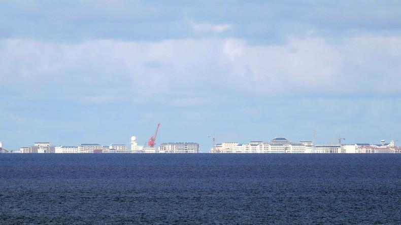 China protestiert gegen US-Zerstörer an Spratly Inseln: Verletzung der Souveränität