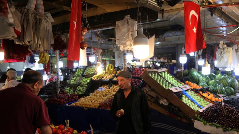 """Gegen """"Lebensmittel-Terror"""": Türkische Regierung verkauft Gemüse direkt an Bürger"""