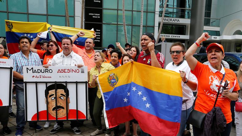 Exil-Venezolaner in Florida – politische Schwungmasse im Swingstate (Video)